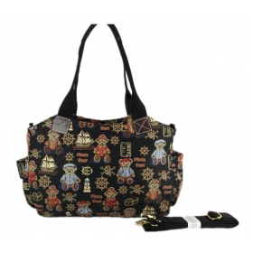 Casual & Holiday Canvas Satchel