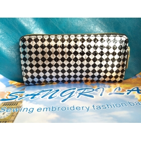 Patterns PU Leather Purse