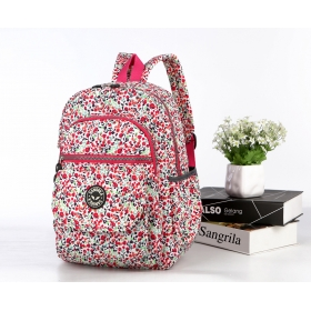 Crinkle Nylon Backpack